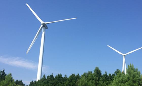 信頼性の高い風車(風力発電機)選び